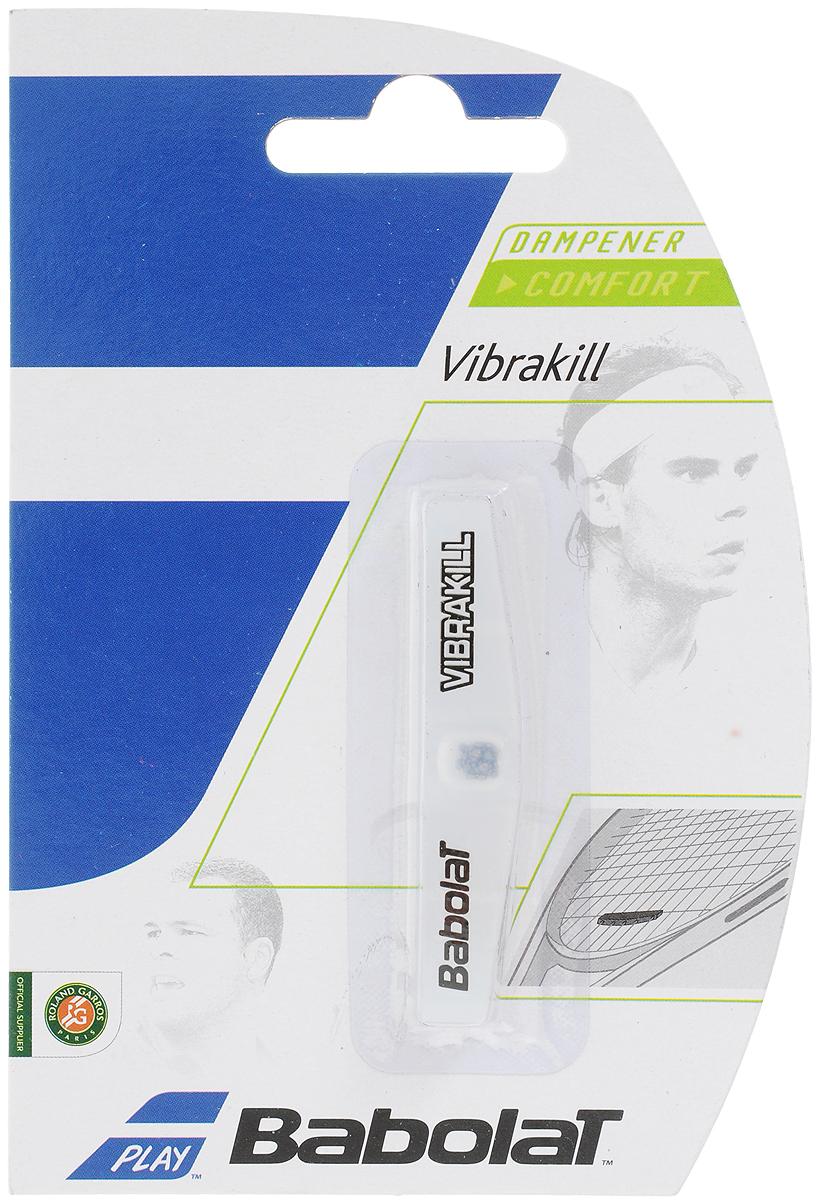 Виброгаситель BABOLAT Vibrakill X1 (Вибракил), цвет: прозрачный700009Эксклюзивная антивибрационная система.В блистере 1 виброгаситель.