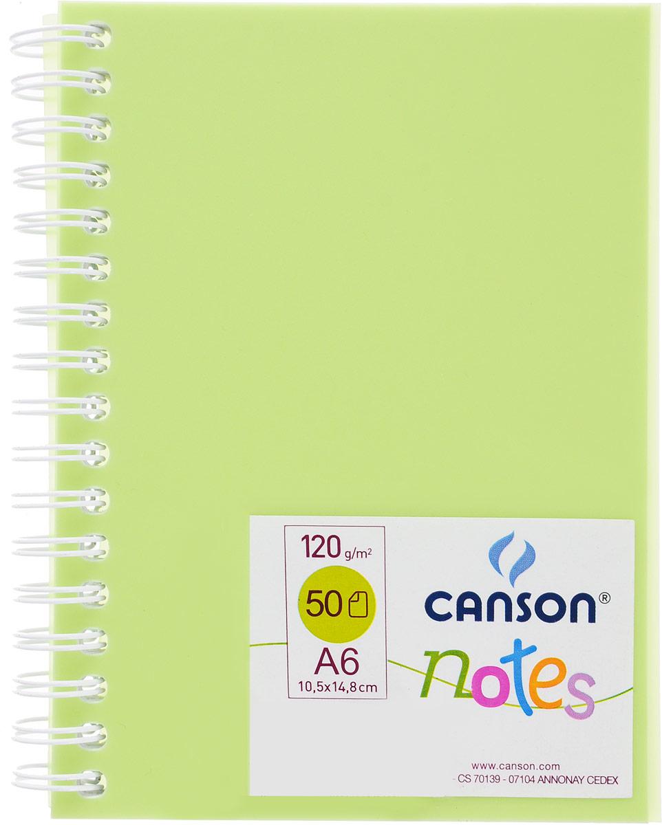 Canson БлокнотдлязарисовокCansonNotesцвет зеленый 50 листов 204127717204127717Блокноты Canson Notes прекрасно подходят для современных художников. Они идеальны для ежедневных записей, набросков, карандаша, пастели и чернил.Благодаря высококачественной бумаге, гелиевые и масляные чернила не просачиваются, а пластиковая обложка защищает листы от смятия.Бумага в блокнотах соответствует международному стандарту ISO 9706, не содержит кислот, производится без применения оптических отбеливателей, устойчива к плесени.