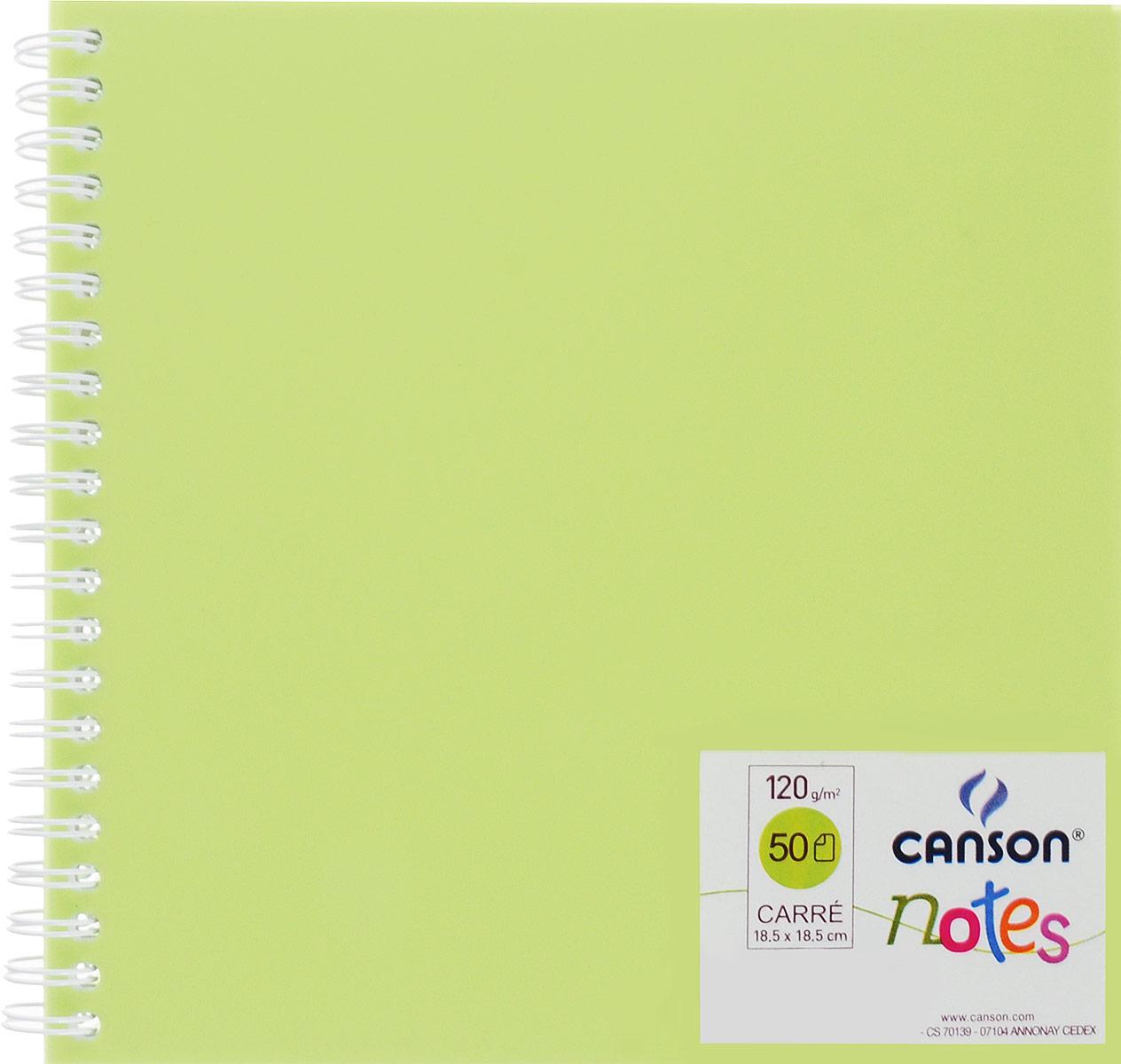 Canson БлокнотдлязарисовокCansonNotesцвет зеленый 50 листов 204127715204127715Блокноты Canson Notes прекрасно подходят для современных художников. Они идеальны для ежедневных записей, набросков, карандаша, пастели и чернил.Благодаря высококачественной бумаге, гелиевые и масляные чернила не просачиваются, а пластиковая обложка защищает листы от смятия.Бумага в блокнотах соответствует международному стандарту ISO 9706, не содержит кислот, производится без применения оптических отбеливателей, устойчива к плесени.