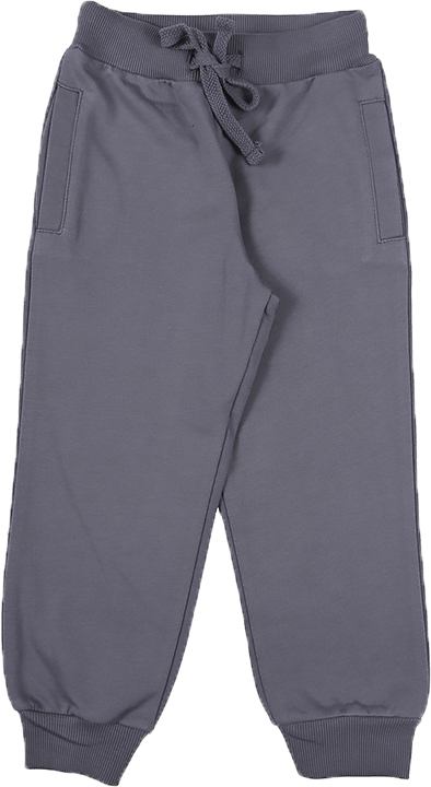 Брюки для мальчика Cherubino, цвет: темно-серый. CSK 7505. Размер 104CSK 7505Брюки для мальчика, из хлопкового трикотажа, с карманами. Пояс на широкой резинке со шнурком. По низу брючин манжеты.