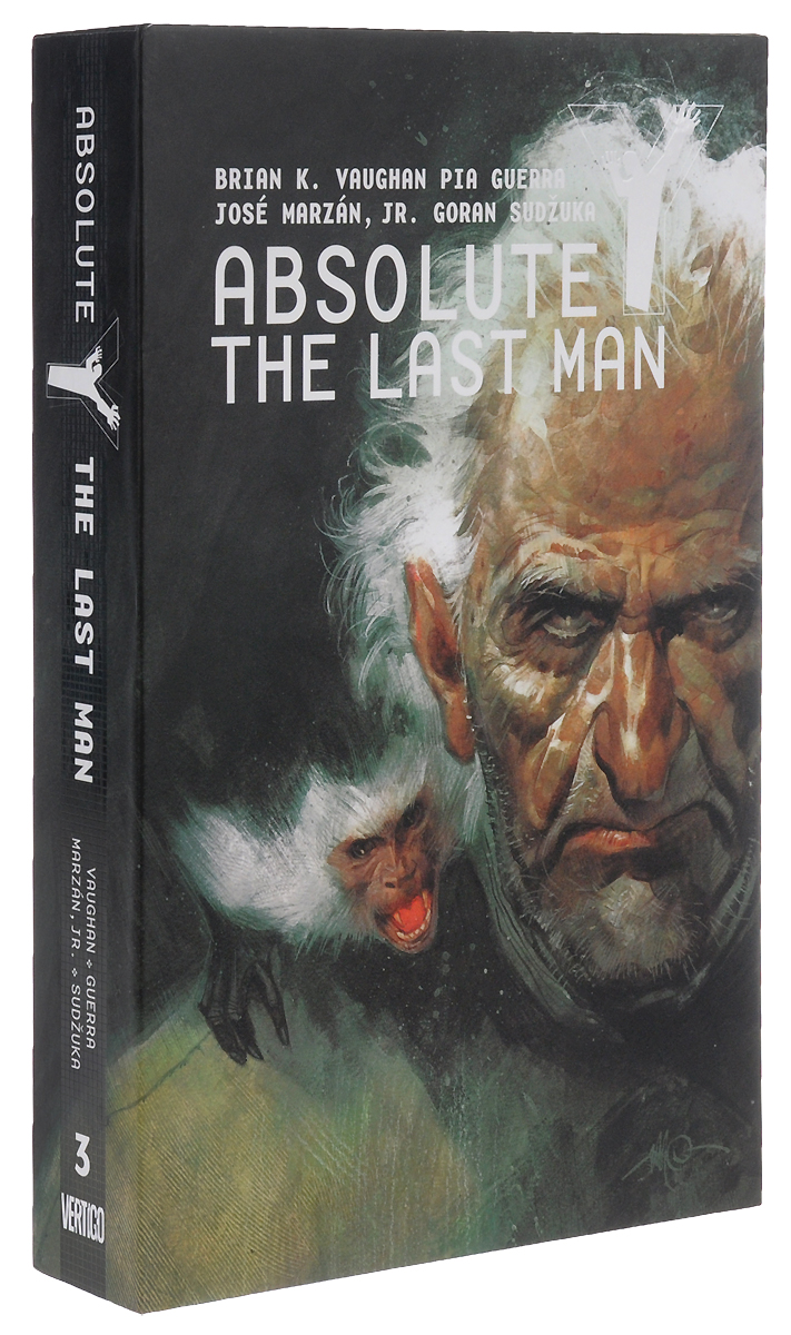 Absolute Y: The Last Man Vol. 3