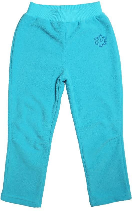Брюки для девочки Cherubino, цвет: бирюзовый. CWK 7596. Размер 122 брюки для девочки cherubino цвет коралловый ck 7t068 154 размер 122