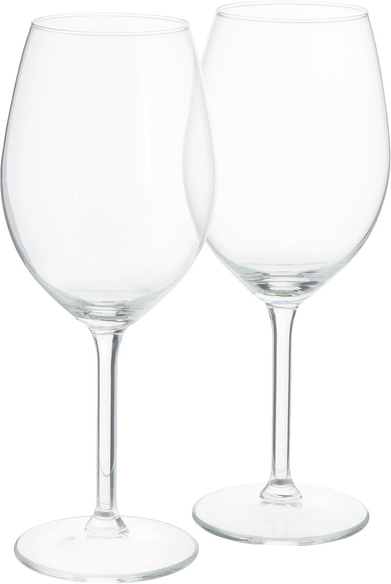 Набор бокалов для белого вина VacuVin, 400 мл, 2 шт7649260Набор VacuVin состоит из двух бокалов, выполненных из высококачественного стекла. Элегантные бокалы предназначены для подачи белого вина. Бокалы VacuVin идеально подойдут для сервировки стола и станут отличным подарком к любому празднику.Хорошие бокалы помогают вкусу и букету выбранного вина раскрыться в полной мере. Бокал должен быть прозрачен и прост в дизайне, с широким основанием чаши, постепенно сужающейся кверху. Ассортимент VacuVin включает бокалы для белого вина и бокалы для красного вина. И те, и другие производятся голландской компанией Royal Leerdam. С момента своего основания в 1878 году, компания Royal Leerdam использует материалы самого высокого качества и производит элегантные, функциональные и кристально прозрачные бокалы. В бокалах, выпускаемых по заказу VacuVin, сочетается современный дизайн и параметры, обеспечивающие наибольшее наслаждение вином. Тщательно подобранное вино достойно чести быть поданным в бокале Vacu Vin. Диаметр бокала по верхнему краю: 5,7 см. Высота бокала: 21 см. Диаметр основания бокала: 7 см.