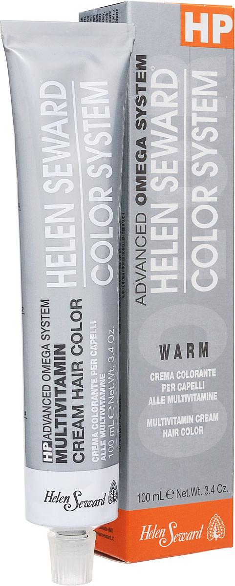 Helen Seward HP Color Коричневые оттенки Темный золотисто-медный блондин, 100 млC63.4Перманентная крем-краска — инновационная трехвалентная формула с мультивитаминами В5 и С для стойкого окрашивания, обеспечивает покрытие седины, блеск и мягкость волос.