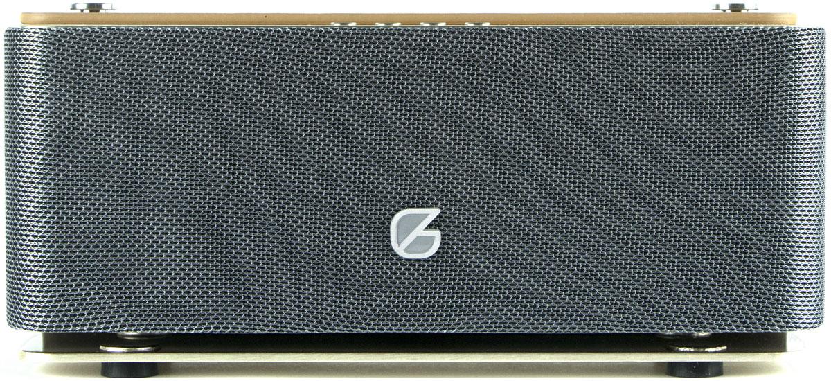 GZ Electronics LoftSound GZ-44, Gold портативная акустическая системаGZ-44(GD)Малый вес GZ Electronics LoftSound GZ-44 позволит брать его повсюду — в путешествие, в гости к друзьям, на природу и даже просто гуляя по городу.Слушайте музыку и будьте на связи в то время, как ваш смартфон подключен по Bluetooth, GZ-44 работает, как устройство громкой связи, что позволит вам ответить на все важные звонки.Используйте то, что вам удобно: Bluetooth или порт для входных источников. Радиус действия при беспроводном подключении — 15 метров.Зарядка через Micro-USB Продолжайте наслаждаться любимыми композициями даже после разрядки устройства (это наступит примерно через 8 часов постоянной работы). Как выбрать портативную колонку. Статья OZON Гид