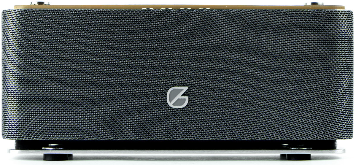GZ Electronics LoftSound GZ-44, Silver портативная акустическая система - Портативная акустика