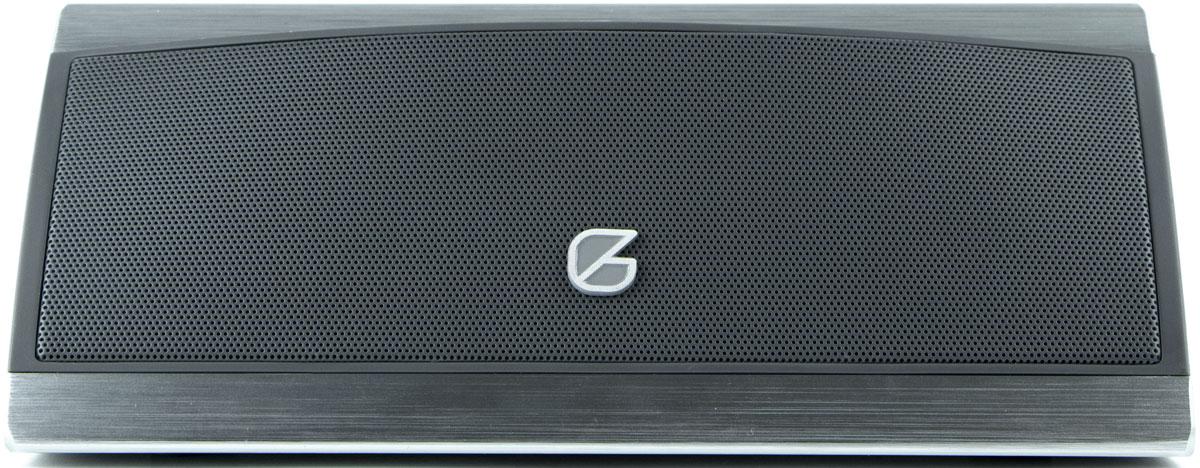 GZ Electronics LoftSound GZ-66, Silver портативная акустическая системаБ0029810Bluetooth-колонка GZ Electronics LoftSound GZ-66 имеет насыщенное естественное звучание с гораздо более глубоким басом, чем можно ожидать от ультракомпактной системы.Беспроводное Bluetooth-подключение к смартфону, планшету или другому Bluetooth-устройству с дистанцией до 10 м подарит свободу слушать любимые композиции в любом месте, в любое время.8 - 10 часов работы non-stop обеспечит встроенный литиевый аккумулятор емкостью 2200 мАч.