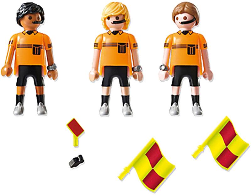 Playmobil Игровой набор Судейская бригада playmobil игровой набор девочка с морскими свинками