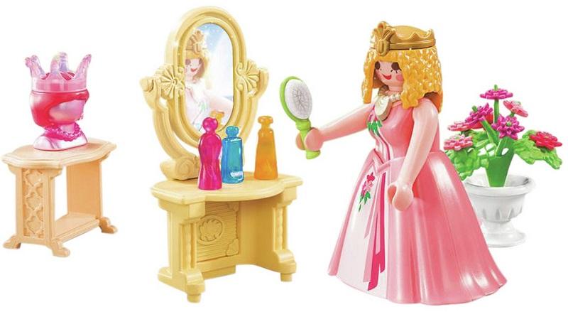Playmobil Игровой набор Туалетный столик Принцессы игровые наборы hasbro игровой набор туалетный столик рарити