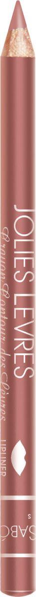 Vivienne Sabo Карандаш для губ Jolies Levres, тон 103, 1,4 гD215239103Приятно скользящая текстура карандаша позволяет очень легко очертить контур губ. Классические карандаши, обладающие насыщенным цветом, одним движением создают безупречно ровную линию. Универсальные цвета карандашей подходят по цвету к любой помаде и блеску. Даже не обладая навыками, можно создать безупречно ровную линию одним движением. Изюминка классического карандаша Jolies Levres для Вас: легкая, комфортная текстура карандашей, создавая четкий контур, предотвращает растекание губной помады и блеска. Макияж губ при использовании карандаша выглядит профессионально и дольше держится.