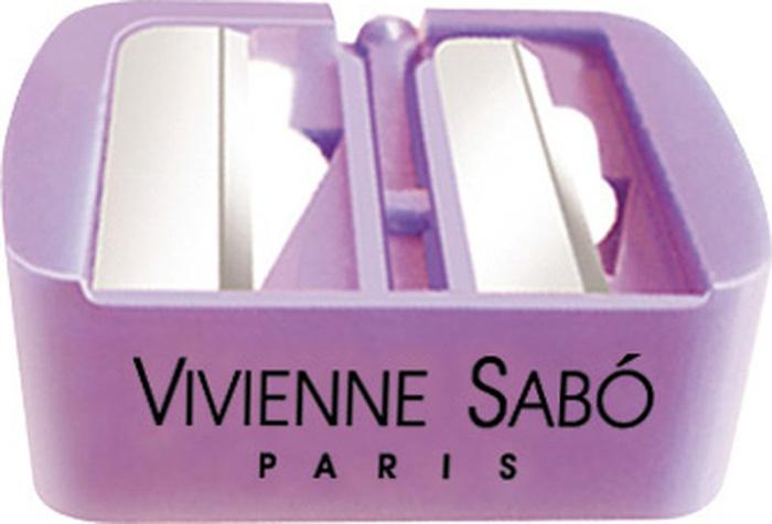 Vivienne Sabo Точилка двухсторонняя румяна vivienne sabo vivienne sabo vi054lwseq37