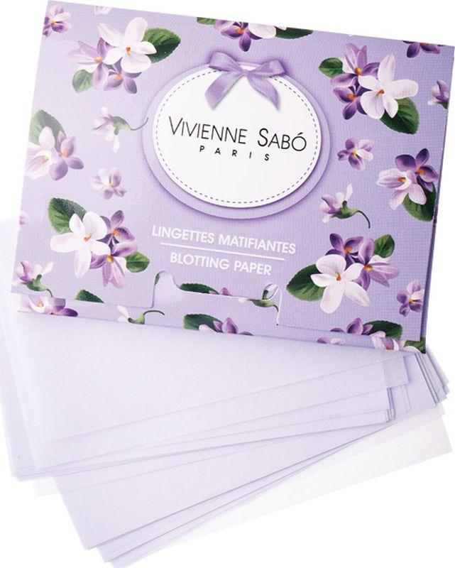 Vivienne Sabo Матирующие салфетки летуаль салфетки матирующие салфетки для лица