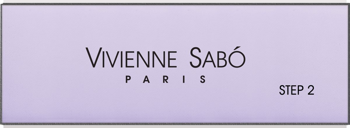 Vivienne Sabo Пилка для полировки ногтей 4-х сторонняя vivienne sabo пилка двухсторонняя