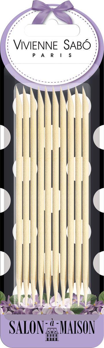 Vivienne Sabo Деревянные палочки для маникюраD215240036Vivienne SaboКак ухаживать за ногтями: советы эксперта. Статья OZON Гид