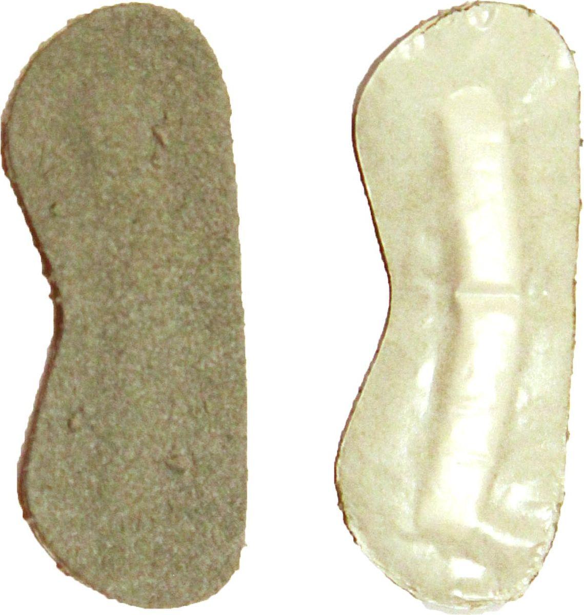 Пяткоудержатель Практика Здоровья, цвет: серый. ПК2. Размер универсальныйПК2Пяткоудержатель предназначен для защиты от натирания и фиксации пятки в обуви. Изготовлен из натуральной кожи, имеет клеевой слой для фиксации.