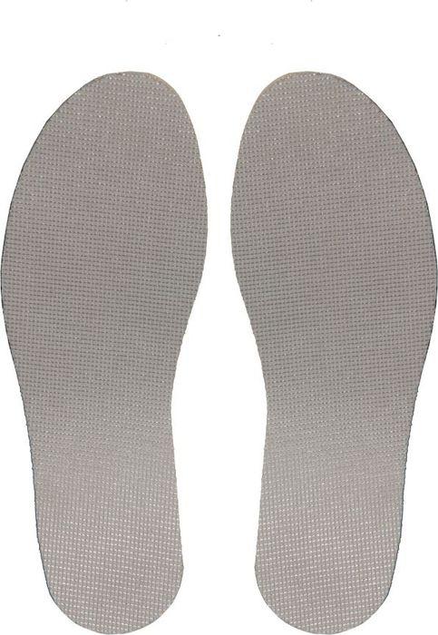 Стельки для обуви Практика Здоровья, цвет: серый. СТ10. Размер универсальныйСТ10Текстильные стельки на латексной основе. Латекс характеризуется легкостью, упругостью, эластичностью, водонепроницаемостью, гипоаллергенностью. Преимущества использования стелек из вспененного латекса: комфорт и удобство при ходьбе, снятие усталости ног, амортизация стопы, абсорбция запахов. Обеспечивают длительную защиту от бактерий, поглощают неприятные запахи и дезодорируют обувь.
