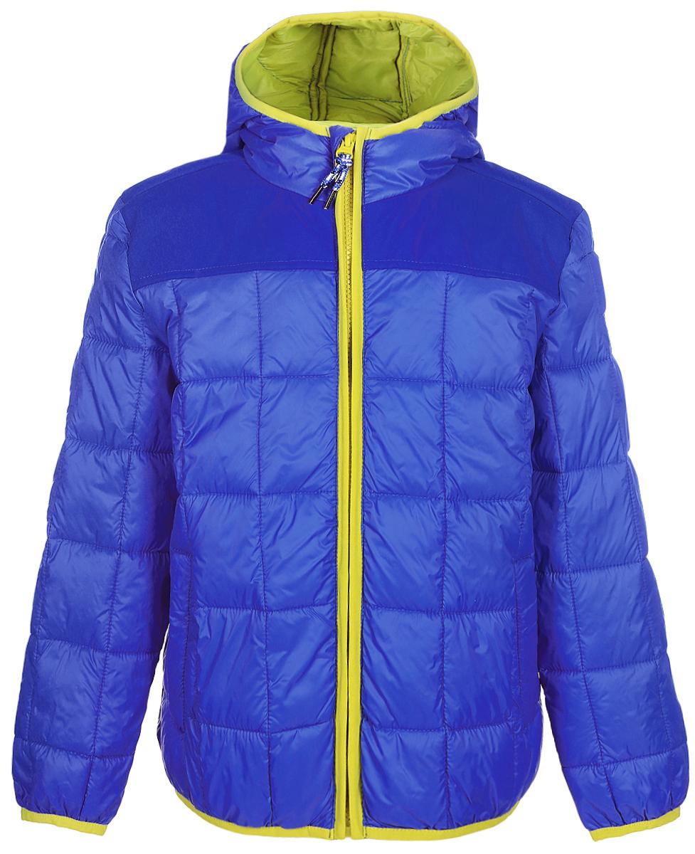 Куртка для мальчика Tom Tailor, цвет: голубой. 3533395.00.82_6981. Размер 116/122 куплю защиту подбородка jofa в москве