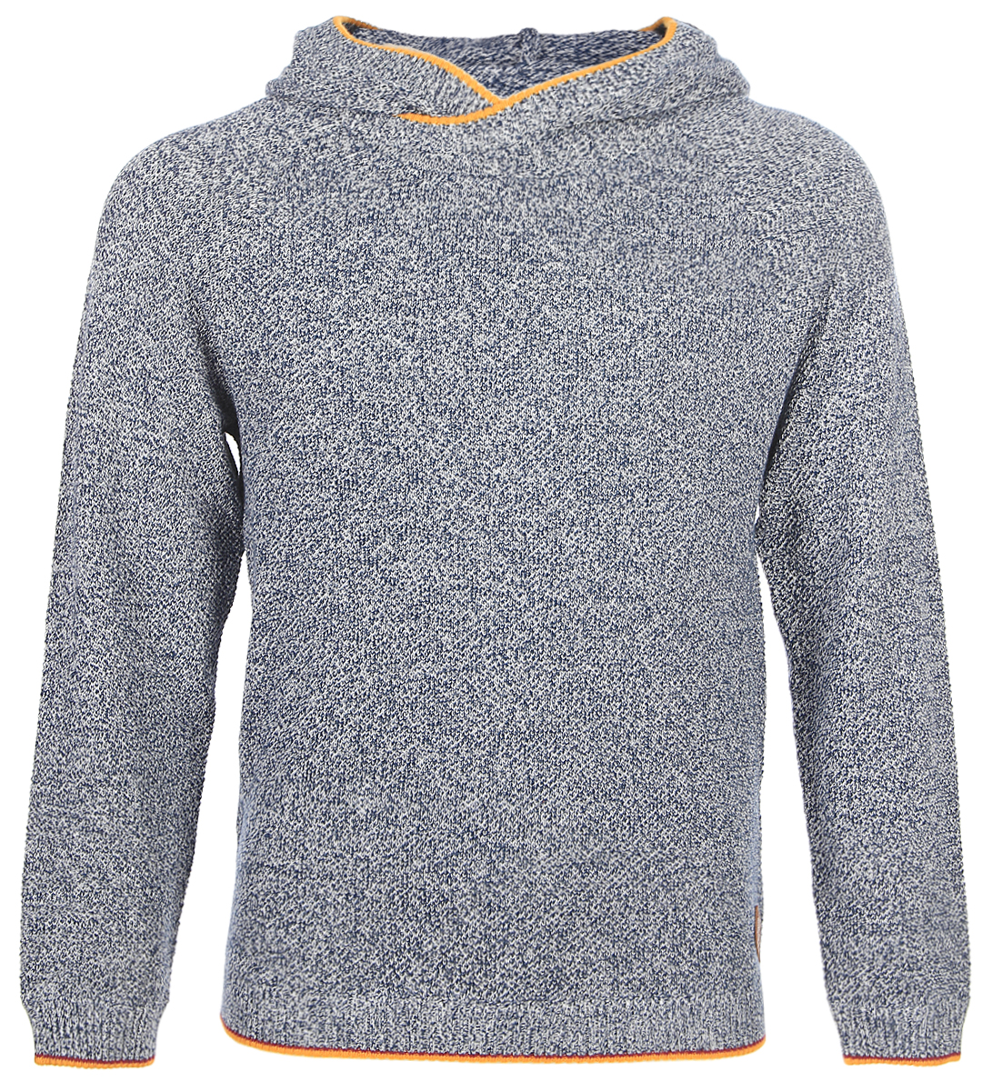Джемпер для мальчиков Tom Tailor, цвет: серый. 3022872.00.82_6758. Размер 128/1343022872.00.82_6758