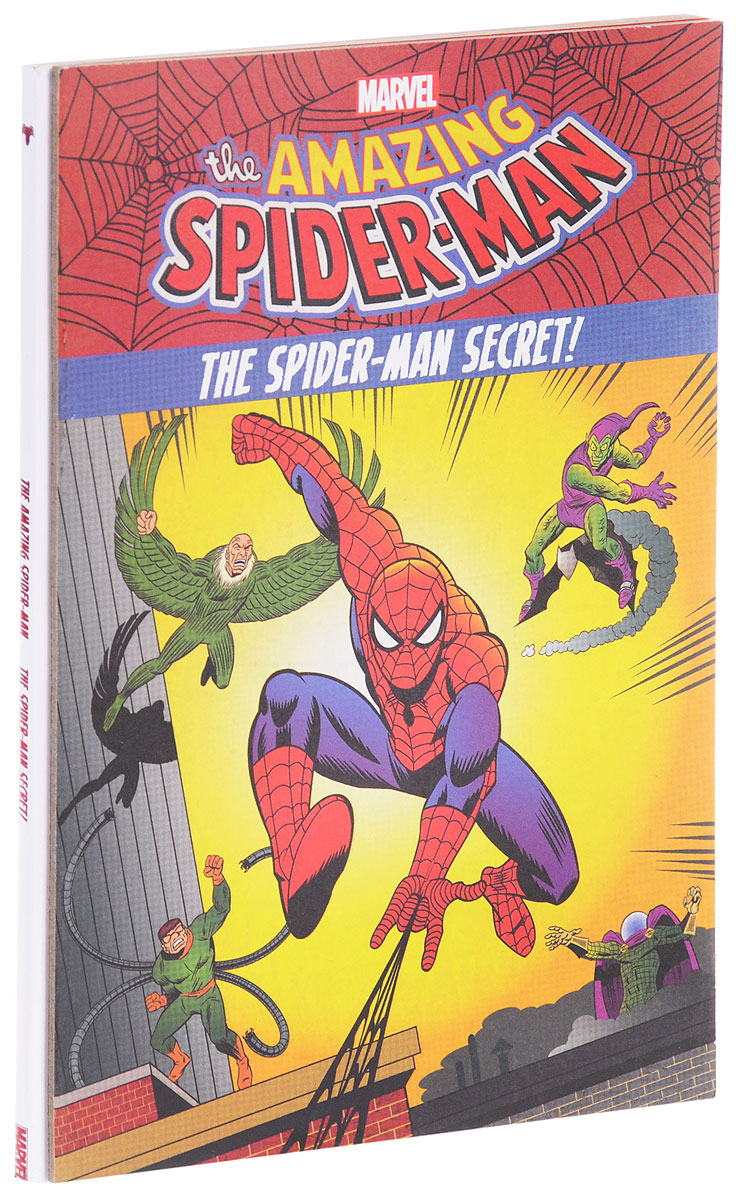 The Spider-Man Secret!