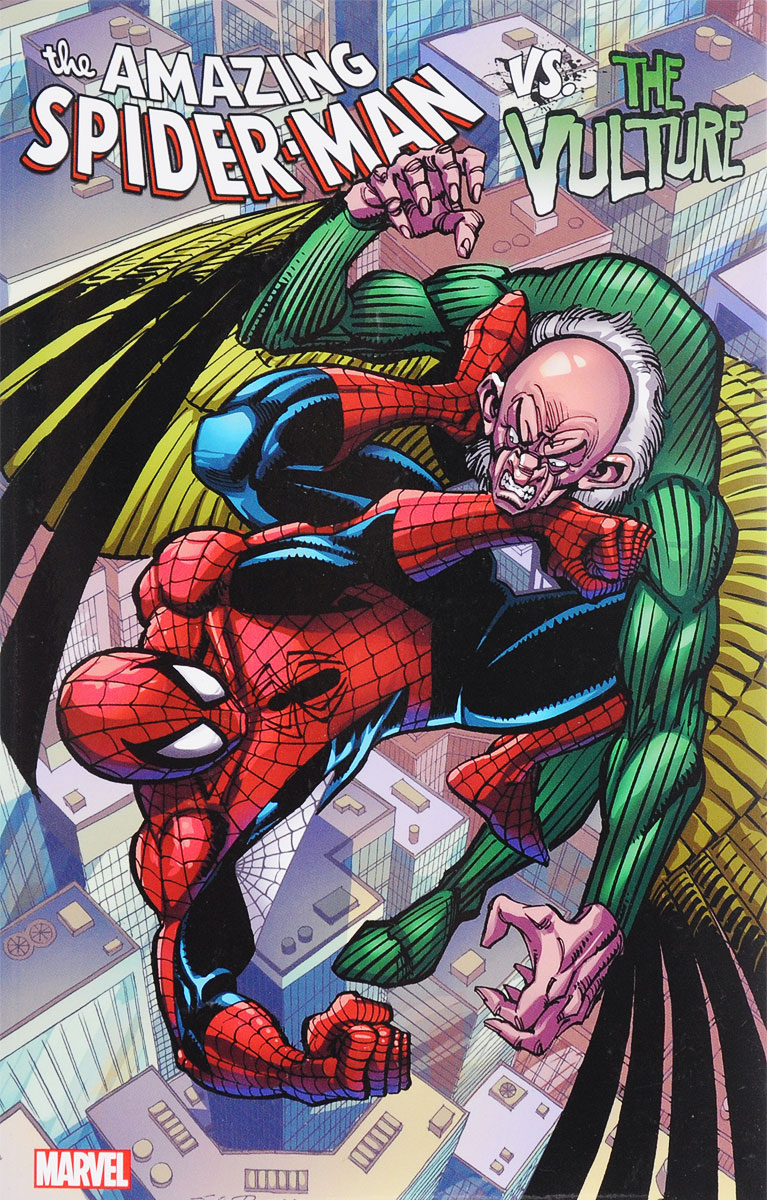 цены  Spider-Man vs. The Vulture