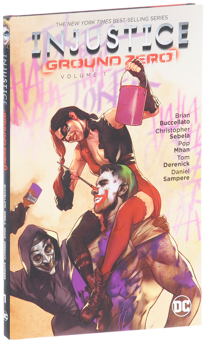 Injustice: Ground Zero: Volume 1 mystery mtv 5031lta2