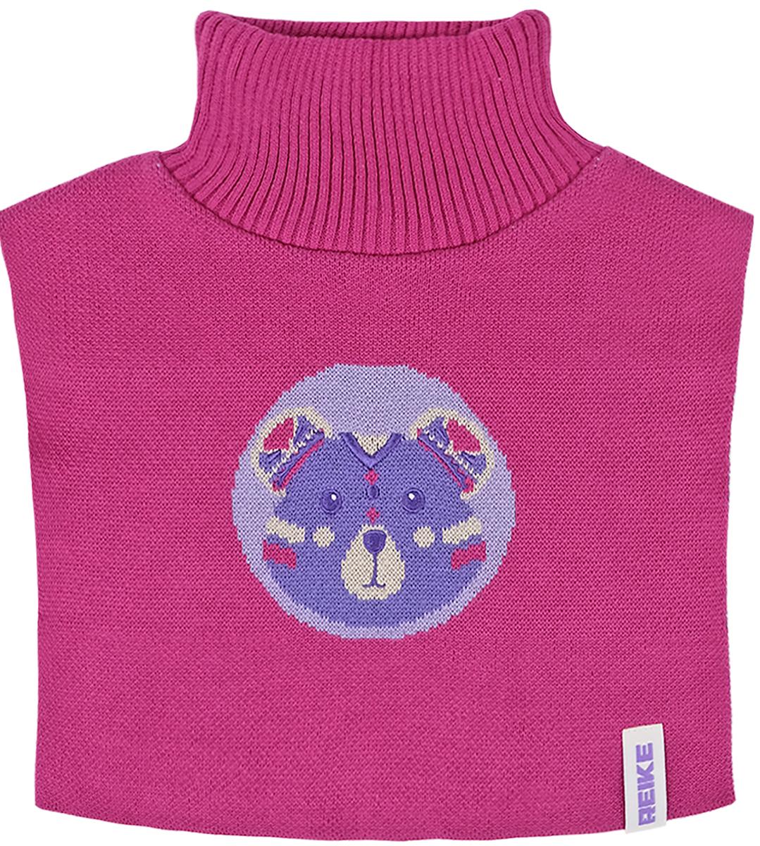 Манишка для девочек Reike, цвет: фуксия. RDC1718_IFC fuchsia. Размер универсальныйRDC1718_IFC fuchsia