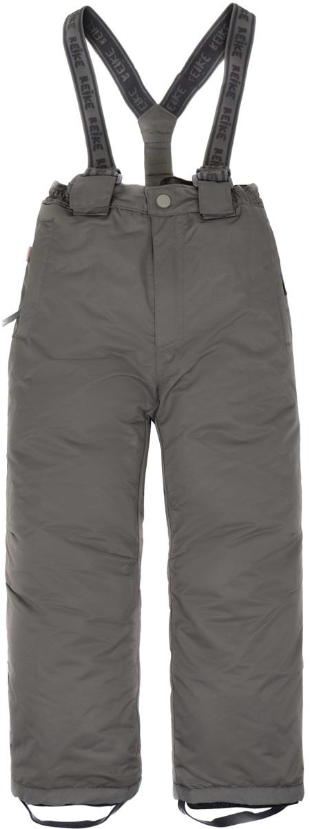 Полукомбинезон для мальчика Reike, цвет: серый. 39934280_grey. Размер 12839934280_grey