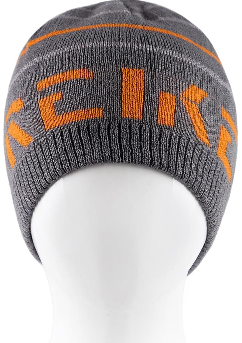 Шапка для мальчика Reike, цвет: серый. RKN1718-1_RMC grey. Размер 54RKN1718-1_RMC greyШапка для мальчика Reike двухслойной вязки в полоску изготовлена из высококачественного материала на основе шерсти и акрила. Модель с дополнительным утеплением на ушках декорирована логотипом Reike.Уважаемые клиенты!Размер, доступный для заказа, является обхватом головы.