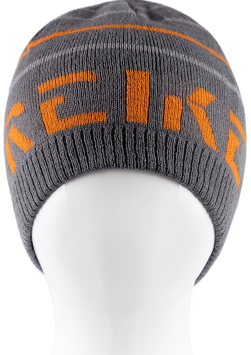 Шапка для мальчиков Reike, цвет: серый. RKN1718-1_RMC grey. Размер 52RKN1718-1_RMC grey