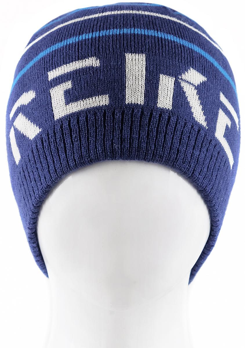 Шапка для мальчиков Reike, цвет: темно-синий. RKN1718-1_RMC navy. Размер 54RKN1718-1_RMC navy