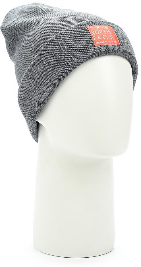 Шапка The North Face Dock Worker Beanie, цвет: серый. T0CLN5WSF. Размер универсальныйT0CLN5WSFПростая классическая модель шапки-бини сочетает в себе интересный винтажный стиль и традиционную вязку, обеспечивая тепло в любую погоду в городе. Регулируемый отворот можно подвернуть или опустить.