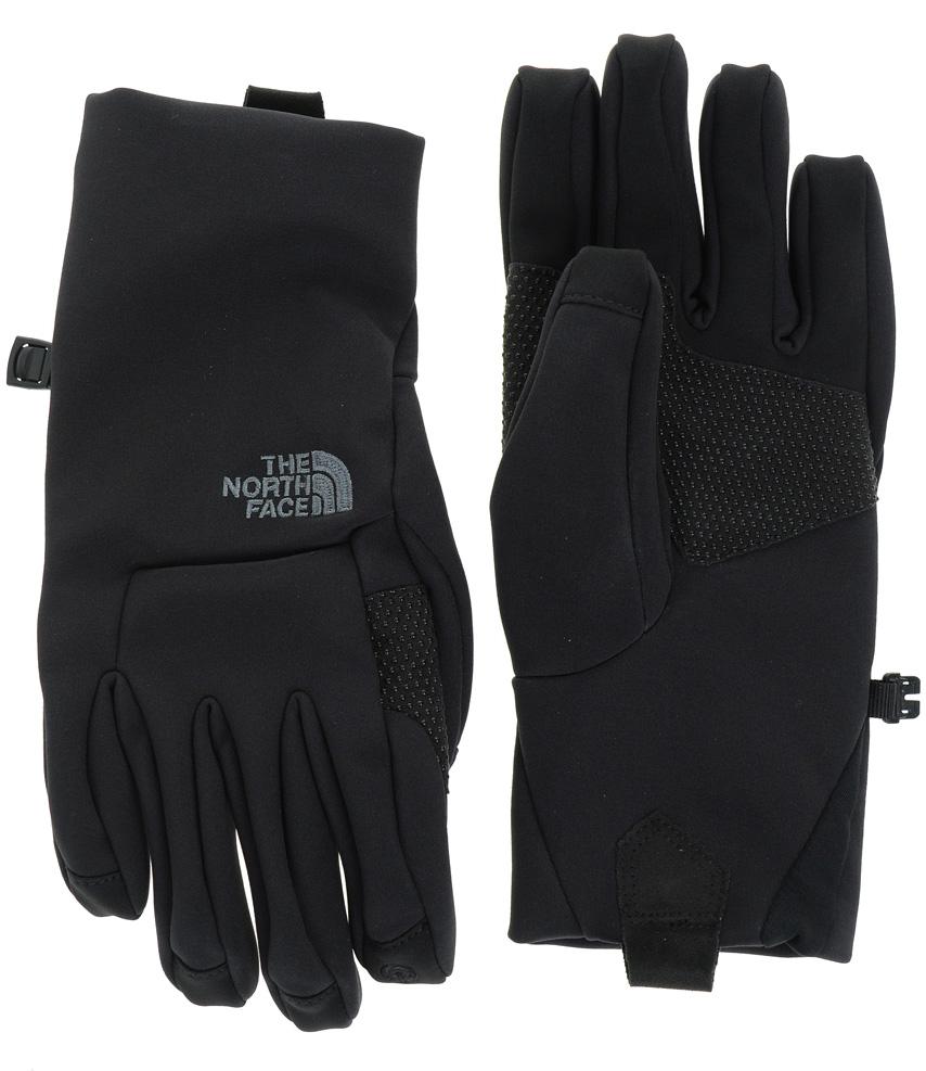 Перчатки женские The North Face W Apex Etip Glove, цвет: черный. T0A6L9JK3. Размер M (7,5)T0A6L9JK3The North Face Women's Apex Etip Glove - комфортные и универсальные перчатки для зимних видов спорта, которые позволяют работать с экраном смартфона. Легкий и теплый утеплитель Heatseeker™. Используют технологию TNF™ Apex ClimateBlock для защиты от ветра и низких температур. Накладка на ладони для наилучшего сцепления. Анатомическая конструкция обеспечивает свободу движений пальцев.