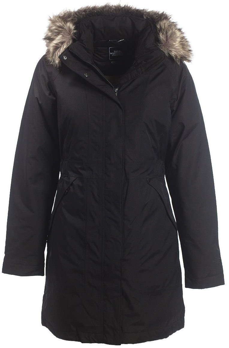 Парка женская The North Face W Arctic Parka, цвет: черный. T0CMH3JK3. Размер XL (48/50) the north face women's venture jacket