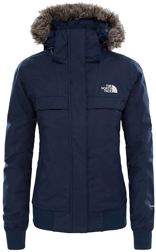 Куртка женская The North Face W Cag Tb Bomber Jkt, цвет: синий. T92ZX5H2G. Размер L (46/48)T92ZX5H2G