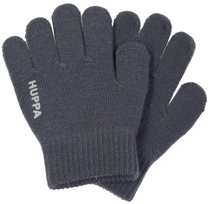 Перчатки детские Huppa Levi, цвет: темно-серый. 82050000-00018. Размер 182050000-00018Перчатки для детей LEVI. Теплые перчатки прекрассно подойдут для повседневных прогулок в прохладную погоду.