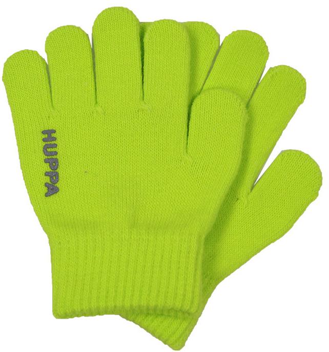 Перчатки детские Huppa Levi, цвет: лайм. 82050000-00047. Размер 2 варежки  перчатки и шарфы huppa детские перчатки odin