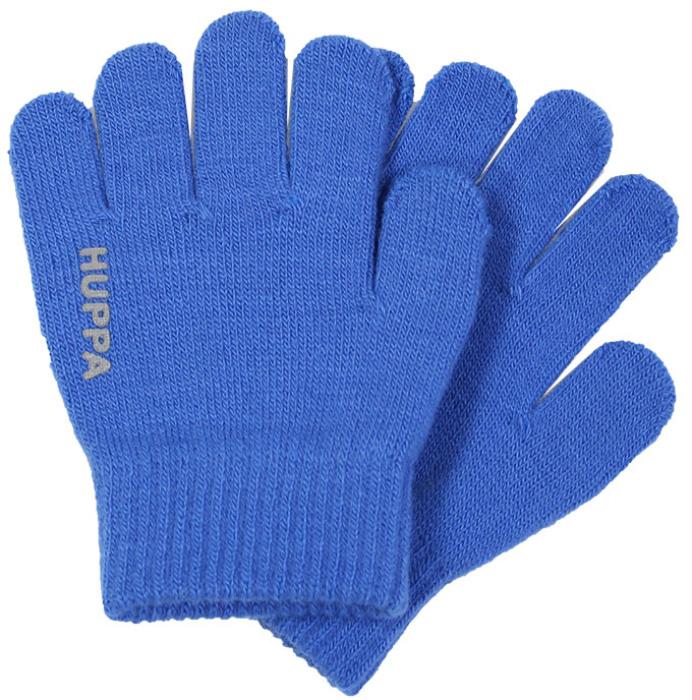 Перчатки детские Huppa Levi, цвет: синий. 82050000-70035. Размер 282050000-70035Теплые перчатки Huppa Levi прекрасно подойдут для повседневных прогулок в прохладную погоду. Изделие выполнено из акриловой пряжи и оформлено названием бренда. Перчатки хорошо сохраняют тепло, мягкие, идеально сидят на руке и хорошо тянутся. Манжеты перчаток связаны плотной резинкой, благодаря чему они надежно фиксируются на ручках. Однотонная расцветка делает эти перчатки стильным и практичным предметом детского гардероба. В них ваш ребенок будет чувствовать себя уютно и комфортно!