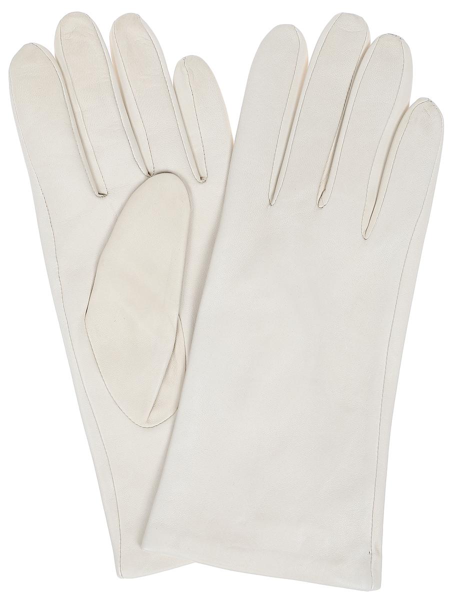 Перчатки женские Eleganzza, цвет: бежевый. IS0190. Размер 6,5