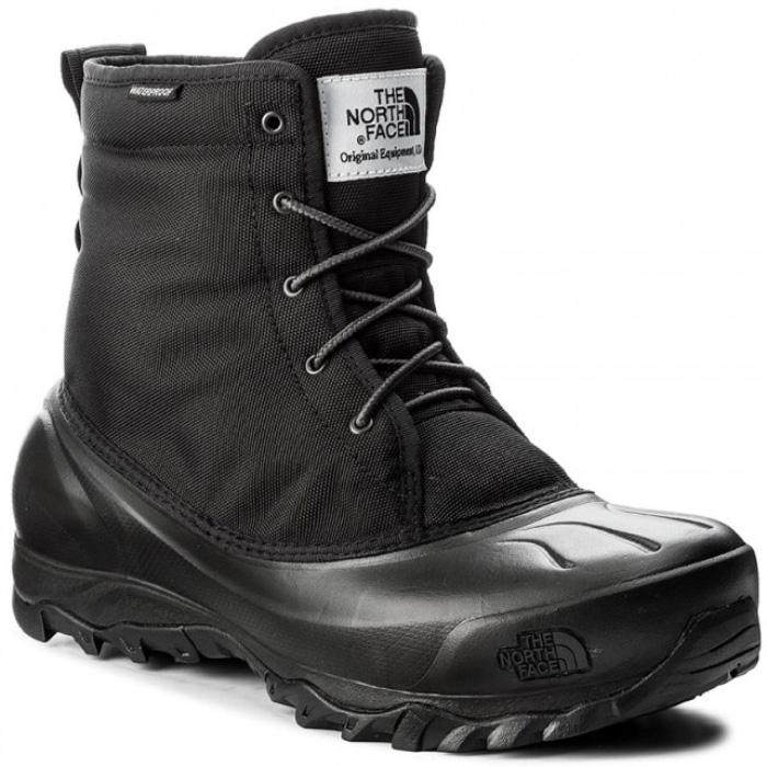 Ботинки мужские The North Face M Tsumoru Boot Utility, цвет: черный. T93MKSZU5. Размер 10H (44)T93MKSZU5