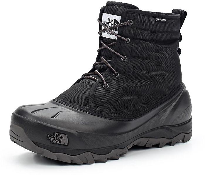 Ботинки женские The North Face W Tsumoru Boot, цвет: черный. T93MKTWE3. Размер 6H (37,5)T93MKTWE3Женские водонепроницаемые ботинки Tsumoru Boot от The North Face с мягкой подкладкой из флиса. Гарантированно сохранят ноги в сухости во время зимних приключений. Мембрана HydroSeal защитит ваши ноги от замерзающих луж, в то время как материал PrimaLoft Silver Insulation Eco надежно сохранит тепло ног. Прочная резиновая подошва TNF Winter Grip обеспечивает надежное сцепление с непредсказуемой зимней поверхностью.