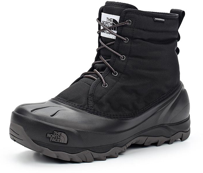 Ботинки женские The North Face W Tsumoru Boot, цвет: черный. T93MKTWE3. Размер 8 (39)T93MKTWE3