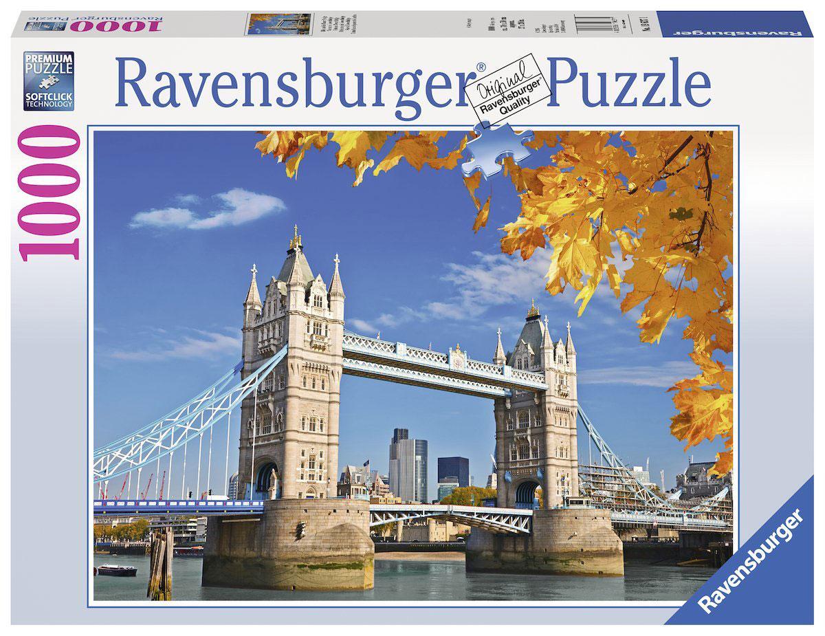 Ravensburger Пазл Тауэрский мост