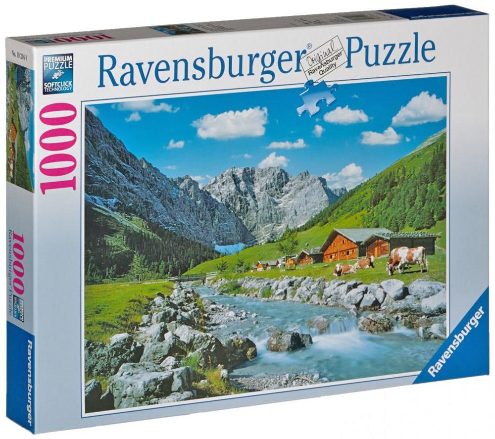 Ravensburger Пазл Австрийские горы