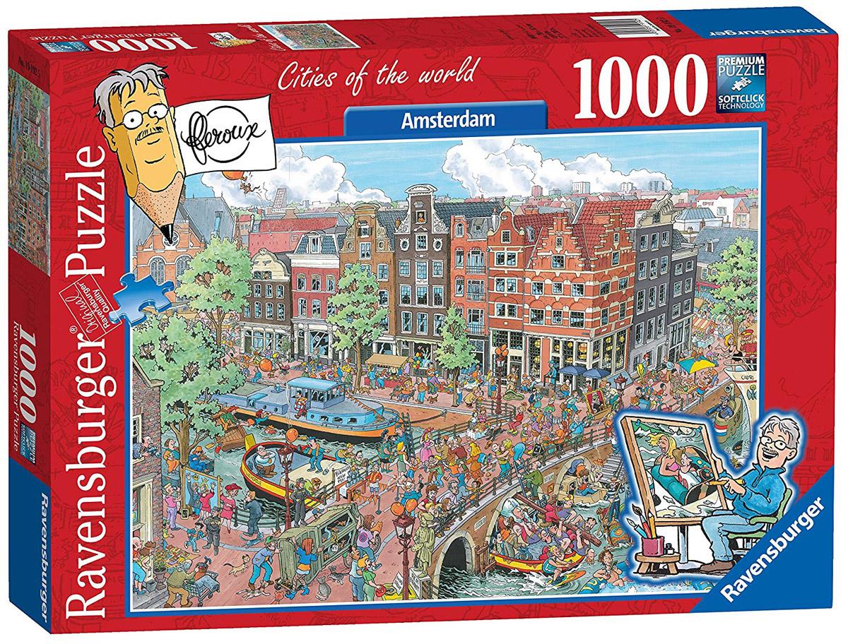 Ravensburger Пазл Амстердам