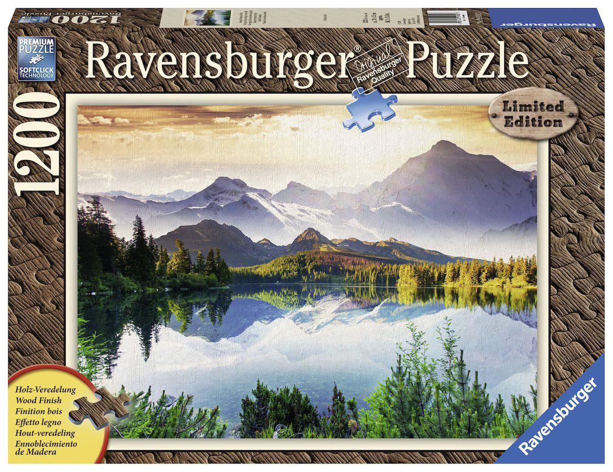 Ravensburger Пазл Солнце в горах