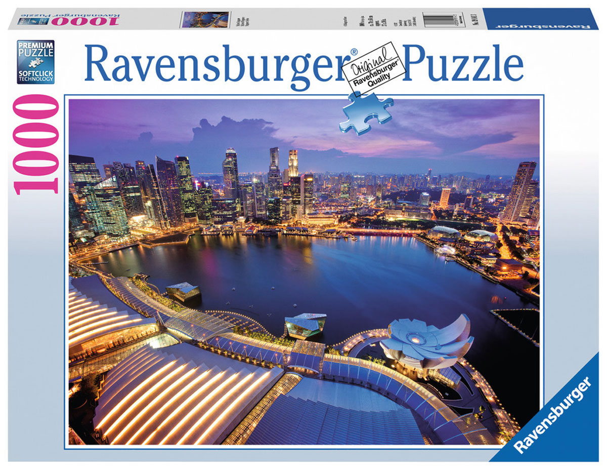 Ravensburger Пазл Сингапур
