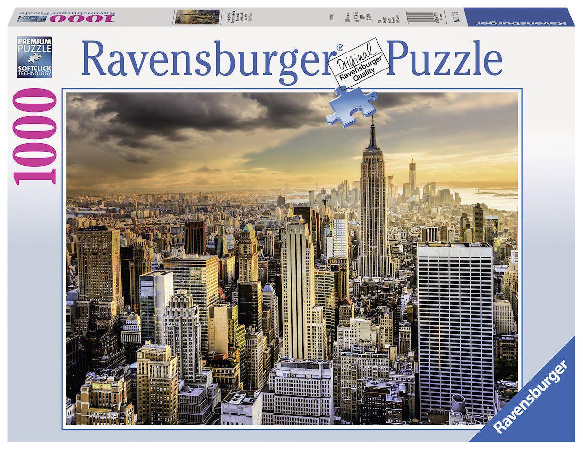 Ravensburger Пазл Большой Нью-Йорк