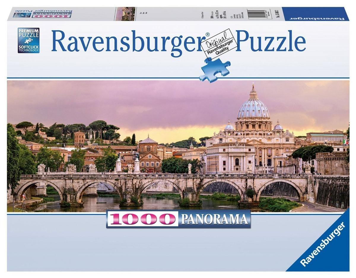Ravensburger Пазл Рим
