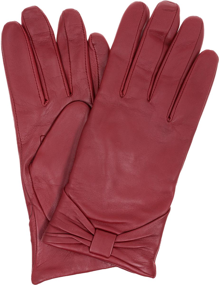 Перчатки женские Eleganzza, цвет: красный. IS7005. Размер 7