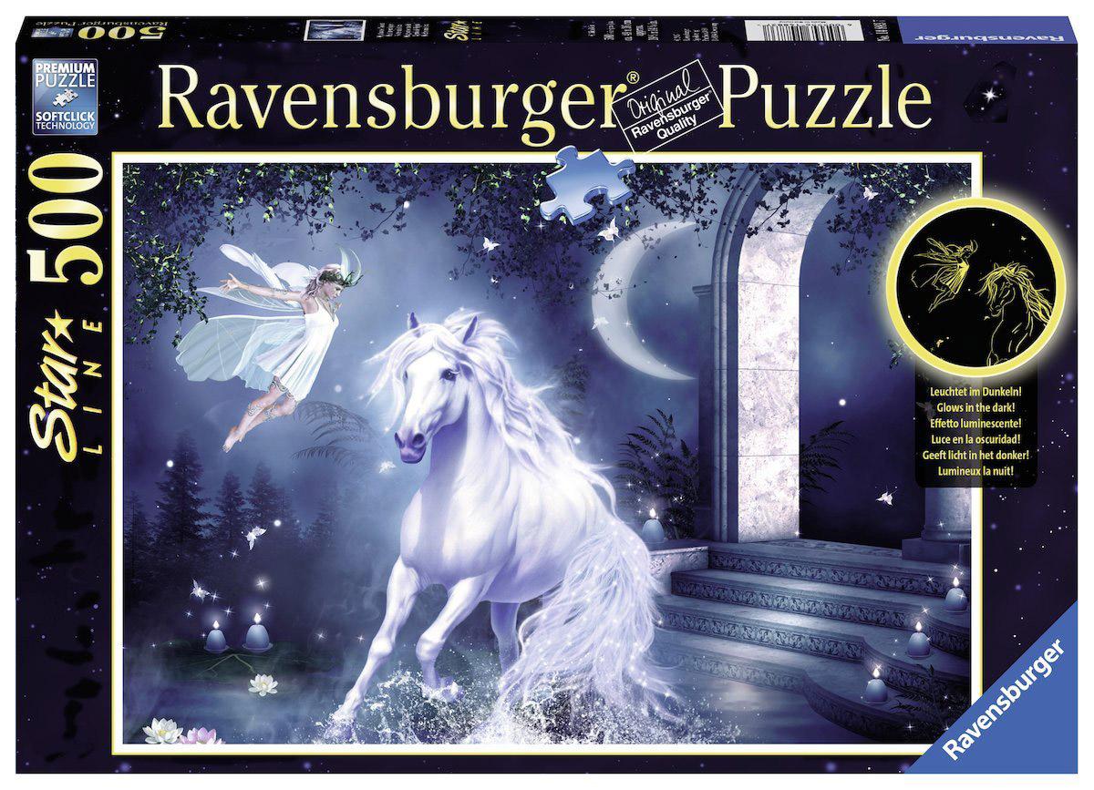 Ravensburger Пазл Волшебная ночь